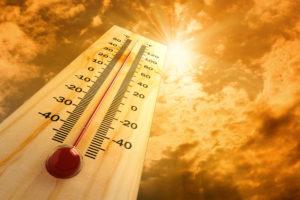 業務用エアコンが効かなくて暑い