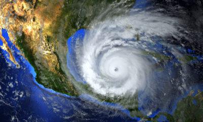 台風上陸で倒れた室外機の破損に気をつけて
